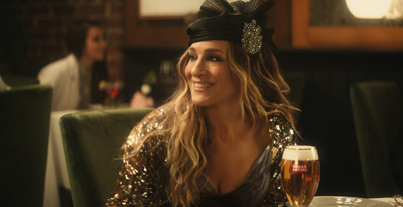carrie bradshaw superbowl