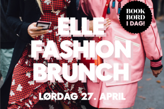 ELLE Fashion Brunch billetter