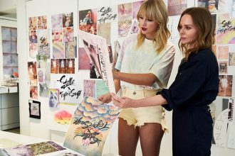 Stella McCartney x Taylor Swift