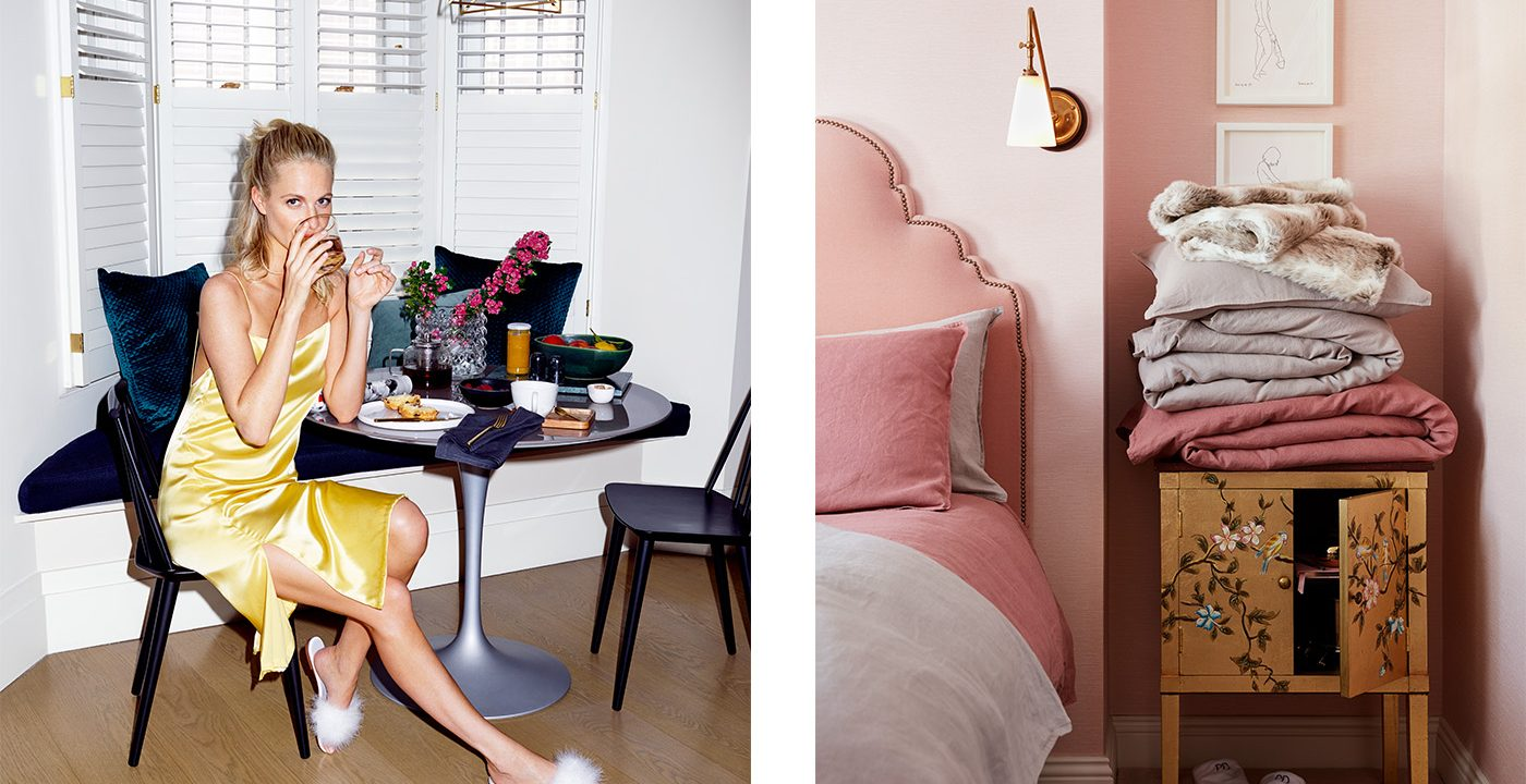 Poppy Delevingne Hm Home: