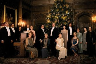 Ny Downton Abbey-film