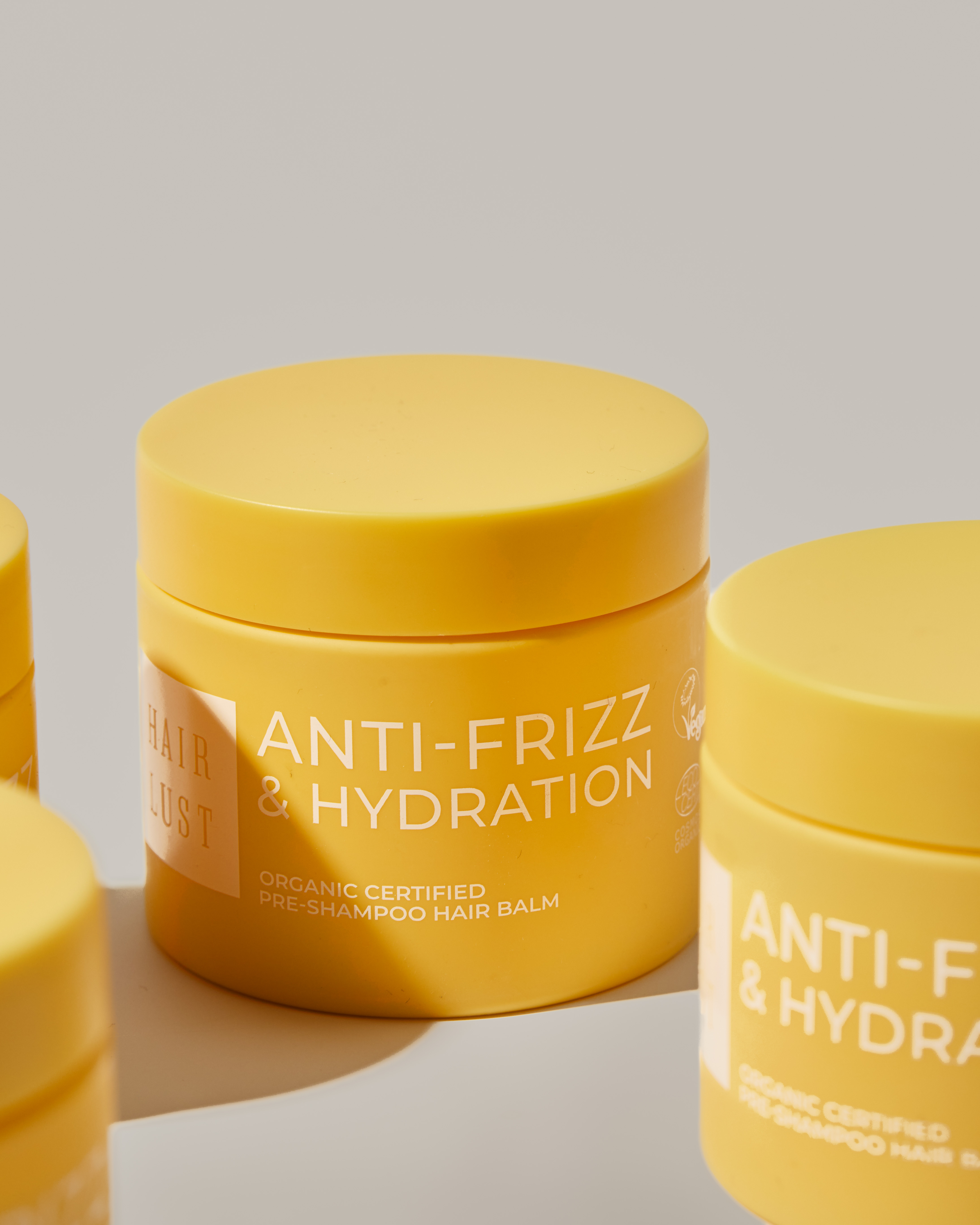 hårkur ANTIFRIZZ HAIRLUS