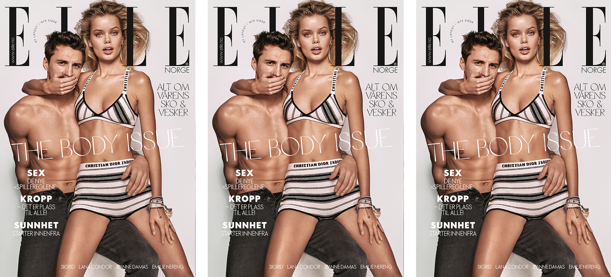 ELLE The Body Issue