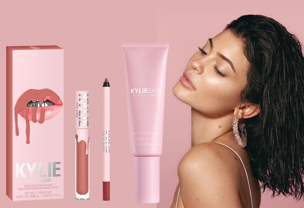 Kylie Cosmetics Norge